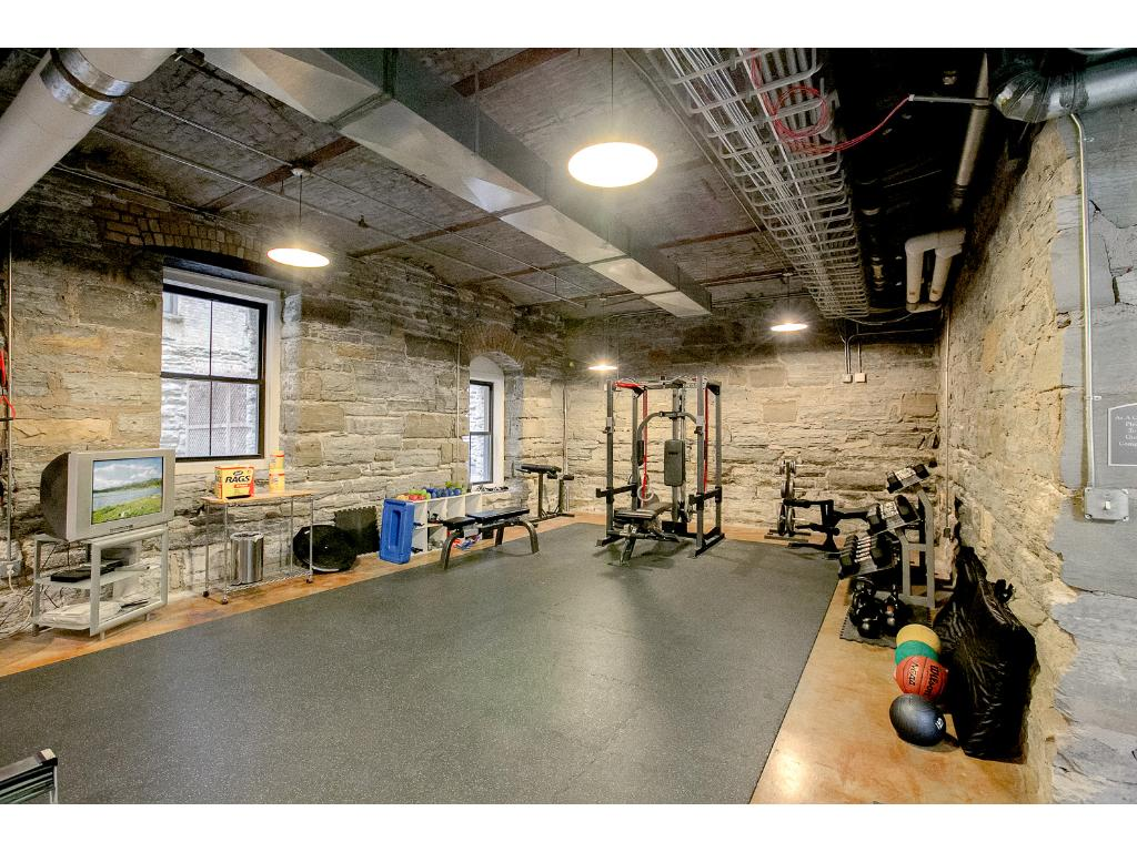 Great Northern Lofts Fitness