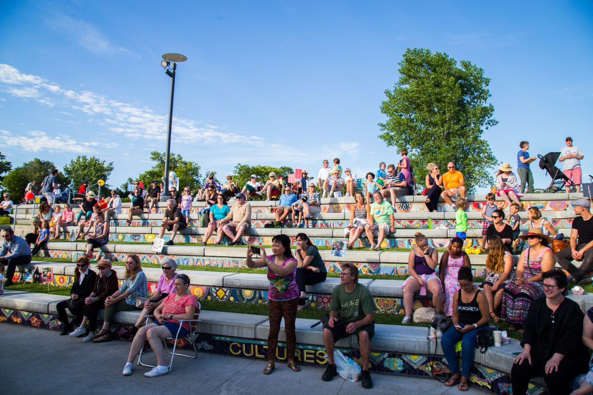 Richfield Lake Amphitheater Opening 7